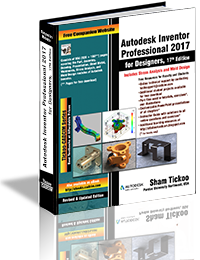 Inventor 2017 textbook