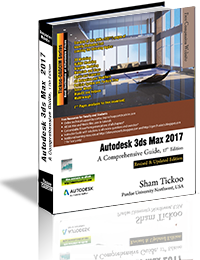 3ds Max 2017 textbook