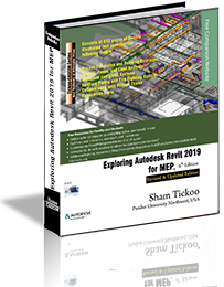 Revit MEP 2019 textbook